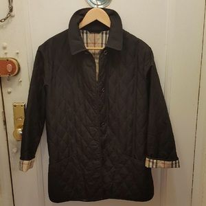 🆕BURBERRY MAN'S diamond quilted  Jacket